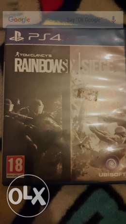 Rainbow six for sale or trade