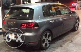 GTI 2011 AT Fully equipped
