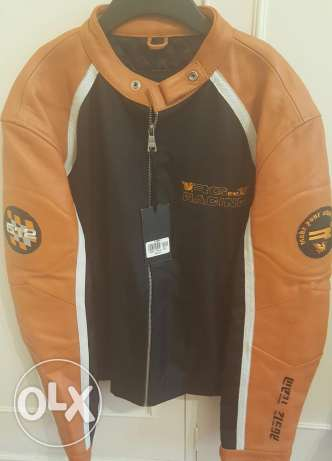 leather jacket premium quality made in France