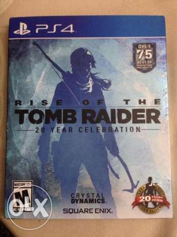 Rise Of The Tomb Raider: 20 Year Celebration | PS4