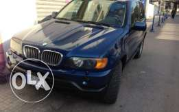 Bmw X5, Full options, 2001, 8 Cylinders