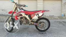 Motocross Cr honda full cross for sale or trade