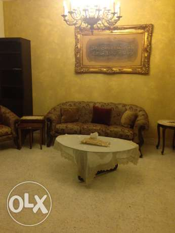 Furnished Apartment for Rent - Hamra