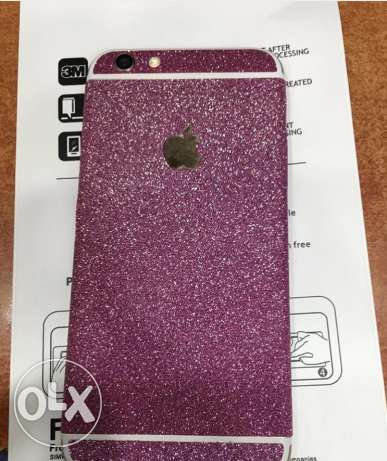 full stickers iphone 6 تحويطة الغدير -  1