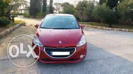 Peugeot 208 1.6 mod 2013 full Auto Special Like New