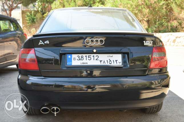 Audi a4 for sale no trade please بيت الشعار -  3