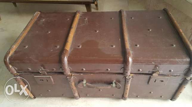 Old Antique baggage
