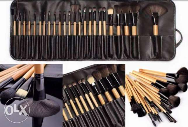 Set of brushes Makeup