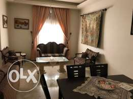 new furnished for rent in Zalka available
