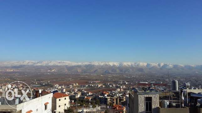 Zahle Hammar brand new apartment with open view
