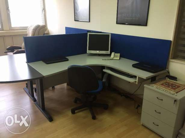 Shared Desk for Rent in Verdun