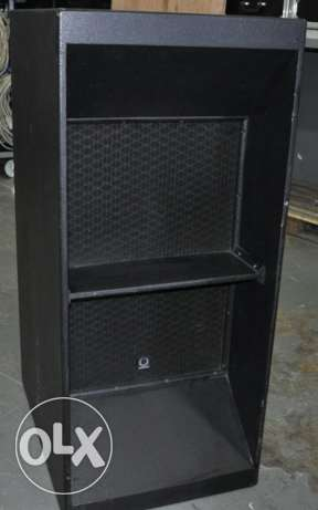Bass turbosound tsw718