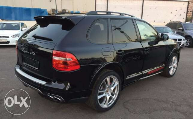 2008 Porsche Cayenne GTS Perfect condition Fully loaded Low mileage ! سن الفيل -  4