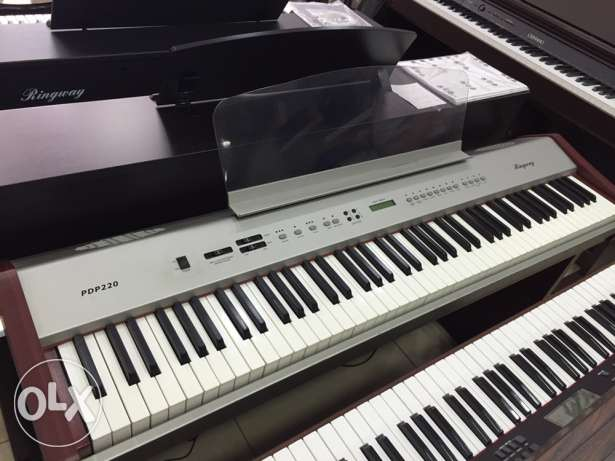 Electric Piano Ringway used صنايع -  1