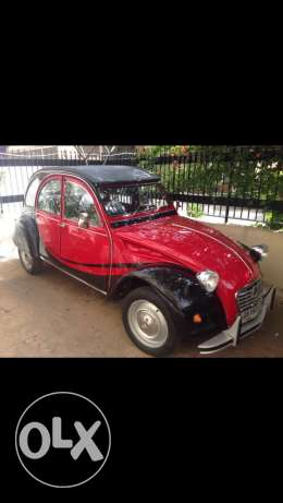 Citroen for rent or sale 2cv 1978