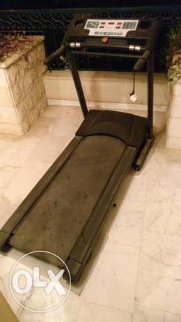 Treadmill in barely used condition