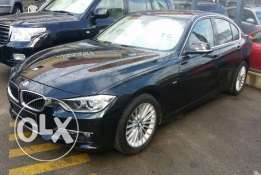2012 BMW 320i in perfect condition - low mileage !