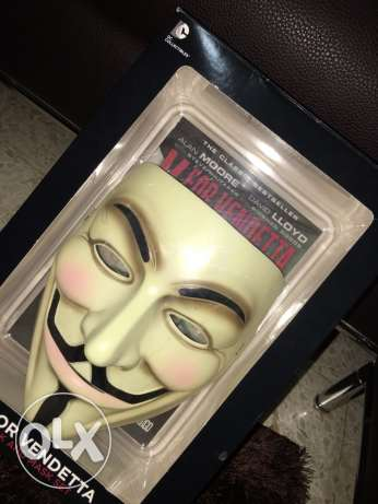 V For Vendetta جديدة -  3