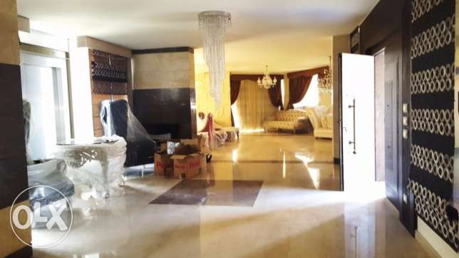Ag-343-16 Villa for Sale in Kfarhbeb Green Zone 2.200m2