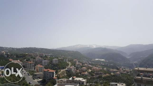 Strategic Location Apartment in Ballouneh With a Panoramic View.