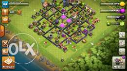 clash of clans th 8 maxx