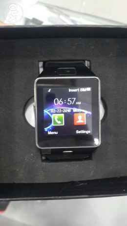 Smart watch with Camera and sim card + memory card فؤاد شهاب -  4
