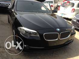 BMW 528i 2011 California