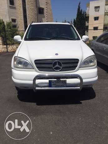 mercedes ml model 2000 super clean full option