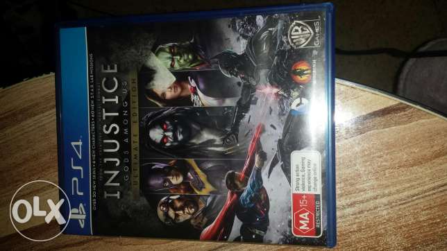 Injustice for trade 3a any game