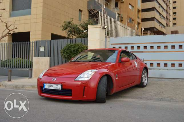 Nissan 350Z Mod. 2004, FAIRLADY, Fully maintained