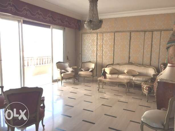AMK157,Apartment for rent in Achrafieh, Sassine, 420 sqm, 7th floor.