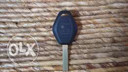 New BMW X5 E46 E38 E39 E53 X3 uncut Key with chip.
