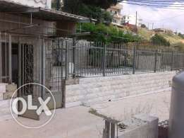 house in zahle for rent