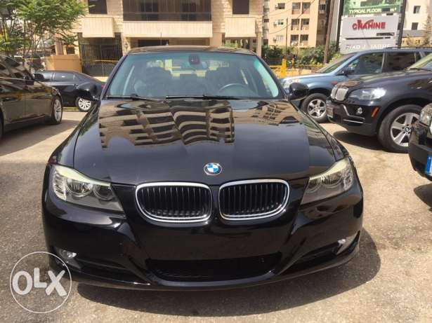 2009 BMW 328i black/black clean carfax mint condition