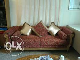 Antique Sofa (Rarely used)