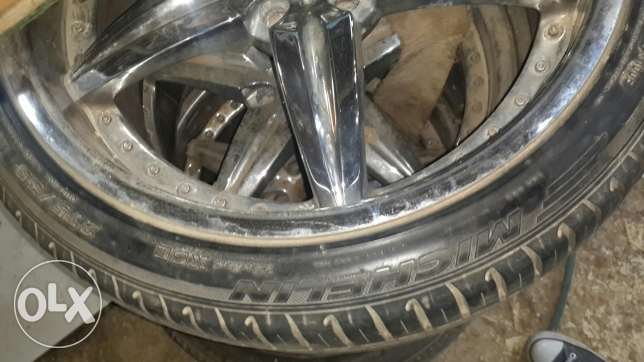 Tires and rims infinity بعبدا -  2