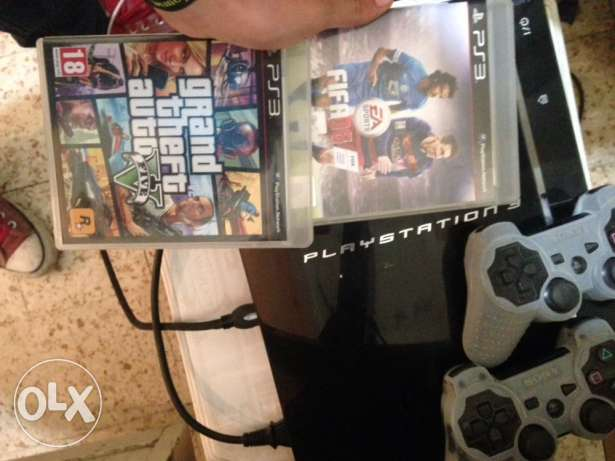 Sony ps3 for sale 500gb