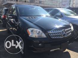 Mercedes ML 350 black 2008