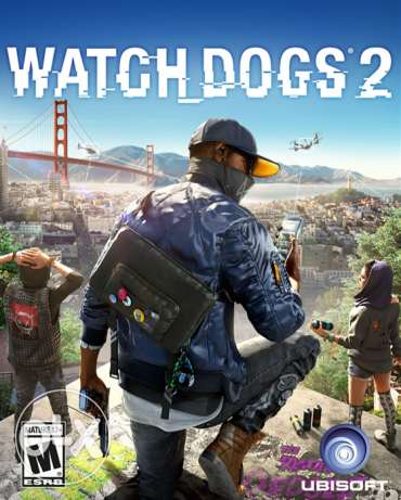 game watch dogs 2  For sale