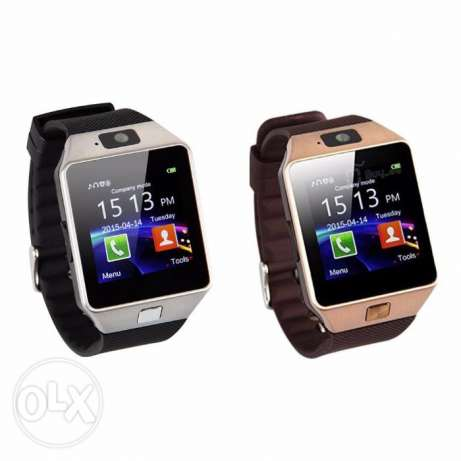 Smart Watch that works on iphone and samsung devices السعر price 25$