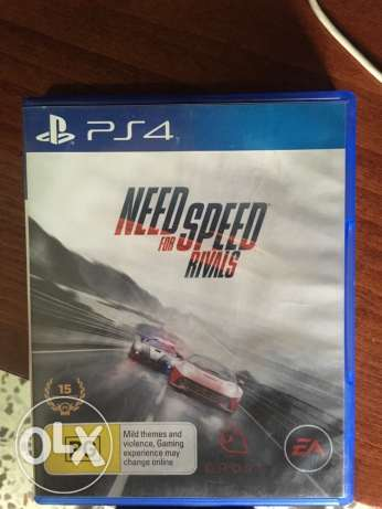 Need For Speed Rivals For Trade