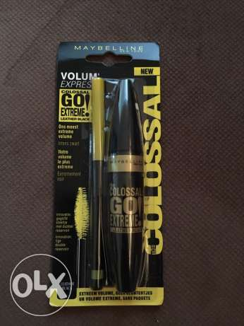 maybelline mascara with eyeliner