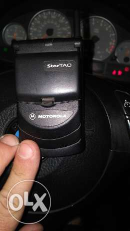 Motorola startac small card
