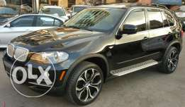 BMW x5 4.8i Black-Basket 2008 Super Clean no accident