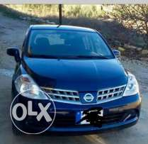 Nissan tida for sale model 2010 full option
