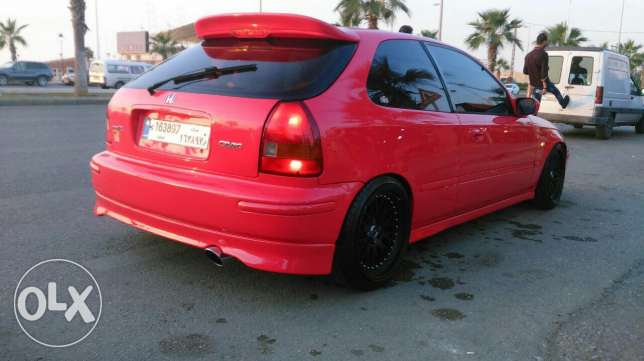 Honda civic حارة صيدا -  3