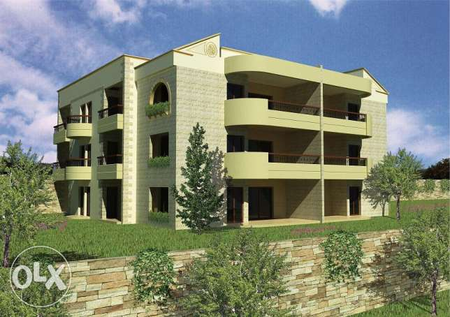 Batroun-Bassbina, New Apartment