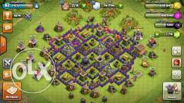 clash of clans town hall 9 for sale