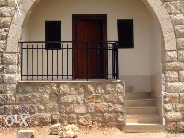 Traditional house for rent in Mazraat Yachouh