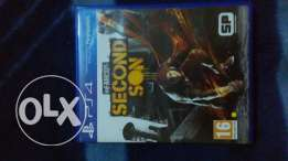 ps4 game infamous secon son